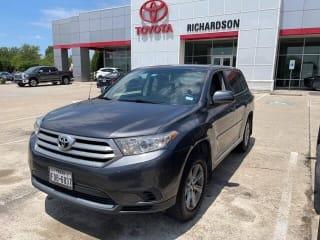 2012 Toyota Highlander Base
