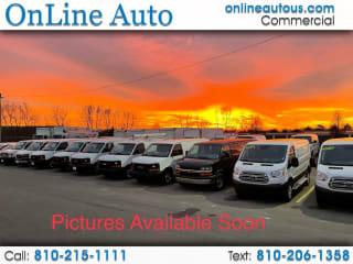 2013 GMC Savana Cargo