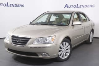 2010 Hyundai Sonata Limited