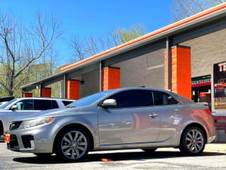 2012 Kia Forte Koup SX