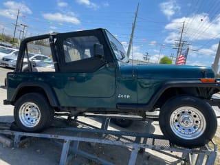 1995 Jeep Wrangler Rio Grande