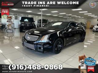 2011 Cadillac CTS-V Base