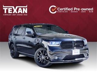 2019 Dodge Durango SXT Plus