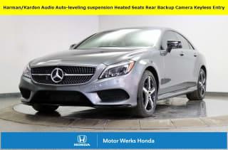 2018 Mercedes-Benz CLS CLS 550 4MATIC