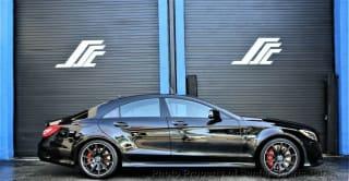 2018 Mercedes-Benz CLS AMG CLS 63 S