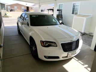 2012 Chrysler 300 S V8