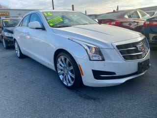 2016 Cadillac ATS 3.6L Luxury Collection