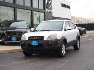 2005 Hyundai Tucson LX