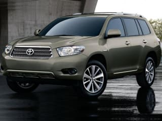 2010 Toyota Highlander Hybrid Limited