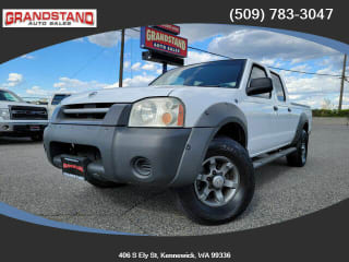 2003 Nissan Frontier XE-V6