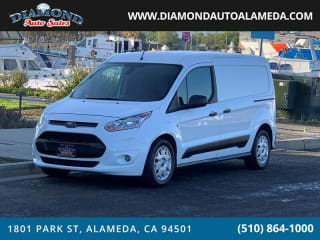 2016 Ford Transit Connect Cargo XLT