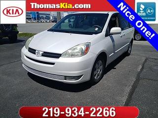 2004 Toyota Sienna XLE Limited 7 Passenger