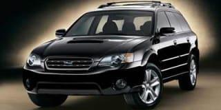 2005 Subaru Outback 2.5 XT Limited