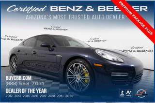 2015 Porsche Panamera Turbo