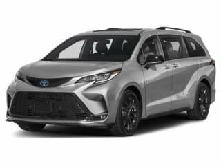 2021 Toyota Sienna XSE 7-Passenger
