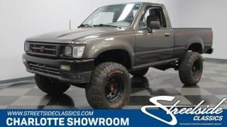 1993 Toyota Pickup Deluxe