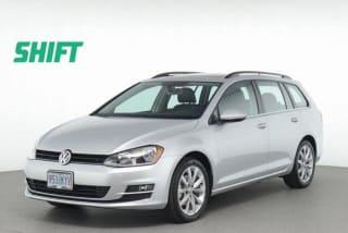 2017 Volkswagen Golf SportWagen TSI SE