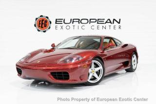 2002 Ferrari 360 Modena Base