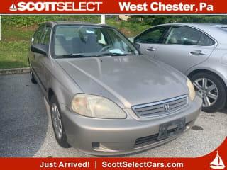 2000 Honda Civic LX