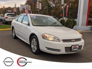 2016 Chevrolet Impala Limited