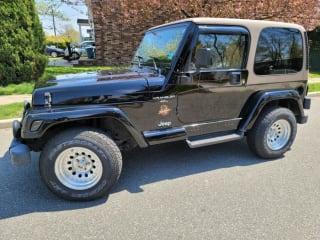 1997 Jeep Wrangler Sahara