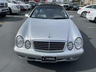 2003 Mercedes-Benz CLK CLK 320