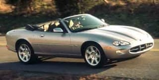 2000 Jaguar XK