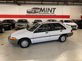 1991 Ford Escort