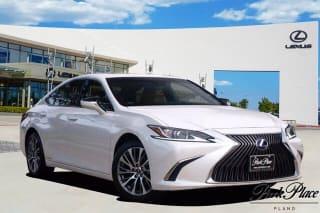2020 Lexus ES 300h Base