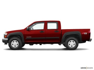 2004 Chevrolet Colorado Z85