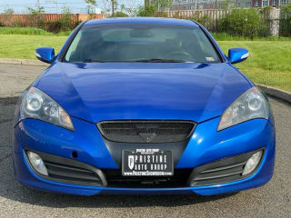 2011 Hyundai Genesis Coupe 3.8L Track