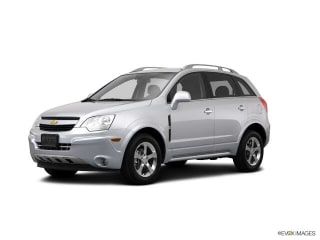 2014 Chevrolet Captiva Sport LT