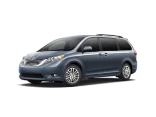 2015 Toyota Sienna XLE 8-Passenger