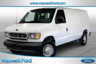 2001 Ford E-Series Cargo E-250