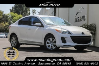 2013 Mazda Mazda3 i Sport