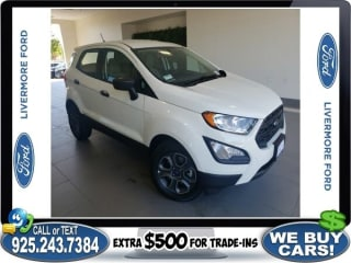 2021 Ford EcoSport S