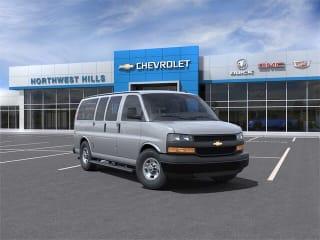 2021 Chevrolet Express Passenger LS 2500