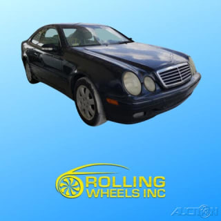 2000 Mercedes-Benz CLK CLK 320