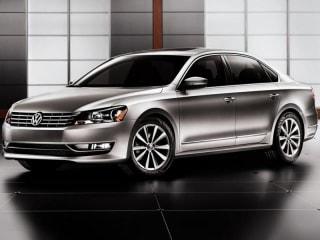 2013 Volkswagen Passat SEL Premium PZEV