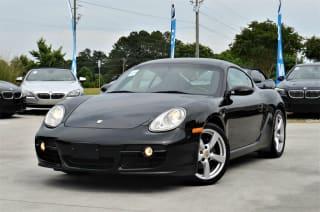 2008 Porsche Cayman Base