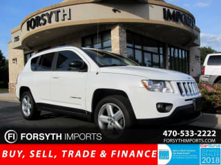 2013 Jeep Compass Limited