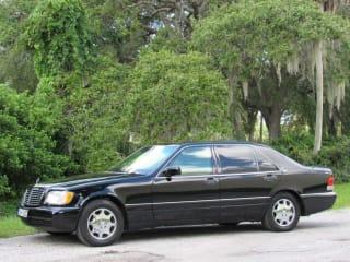 1995 Mercedes-Benz S-Class S 600