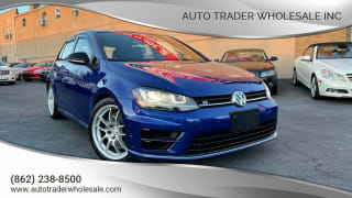 2015 Volkswagen Golf R Base PZEV