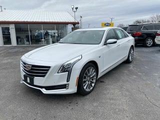 2017 Cadillac CT6 3.6L Premium Luxury