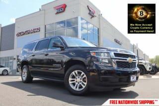 2015 Chevrolet Suburban Fleet 1500