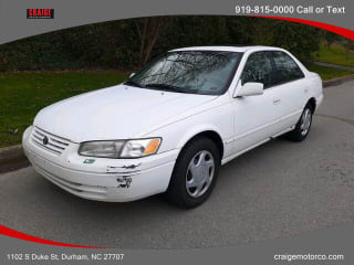 1997 Toyota Camry LE V6