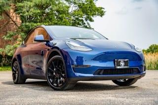2020 Tesla Model Y Performance