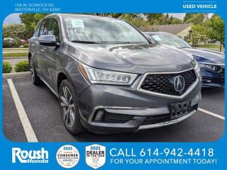 2019 Acura MDX SH-AWD w/Advance w/RES