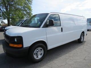 2015 Chevrolet Express Cargo 3500