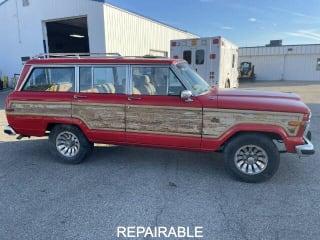 1986 Jeep Grand Wagoneer Base